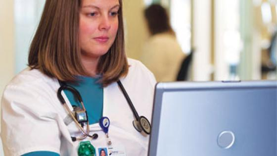 Nurse satisfaction with EHR reaches 79%—up 55% since 2014
